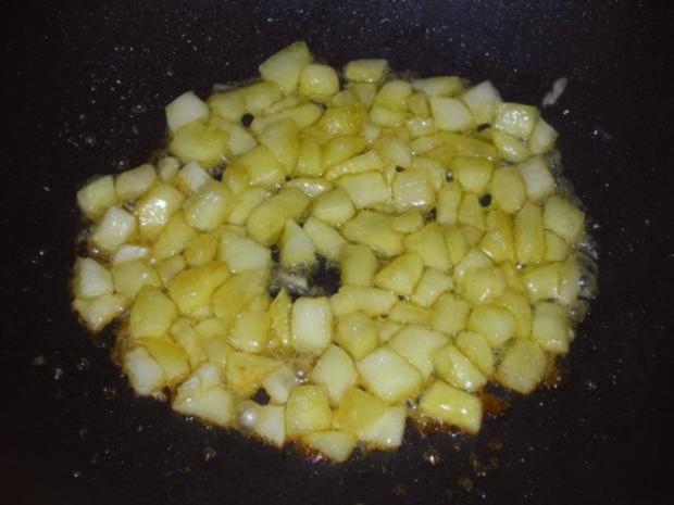 Rotkraut Kuchen mit Entenfleisch - Rezept - Bild Nr. 10