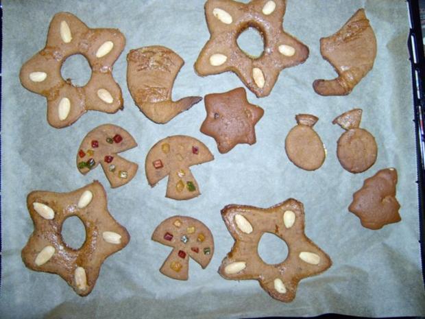 Schlesischer Pfefferkuchen - Rezept