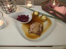 König Ludwig tischt auf (Bayrischer Schweinebraten mit Biersauce) - Rezept
