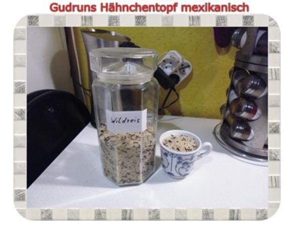 Geflügel: Hähnchentopf mexikanisch - Rezept - Bild Nr. 2