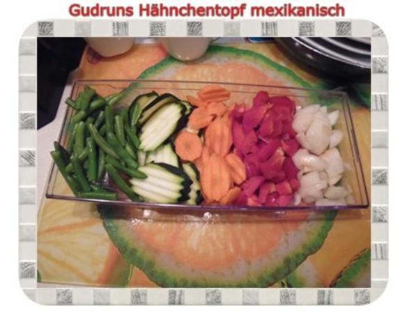Geflügel: Hähnchentopf mexikanisch - Rezept - Bild Nr. 6
