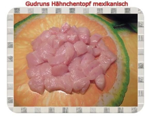 Geflügel: Hähnchentopf mexikanisch - Rezept - Bild Nr. 7