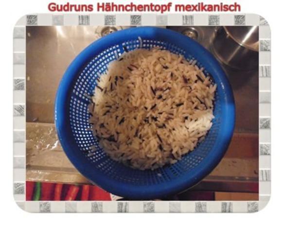 Geflügel: Hähnchentopf mexikanisch - Rezept - Bild Nr. 8