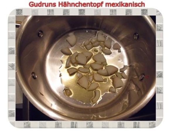 Geflügel: Hähnchentopf mexikanisch - Rezept - Bild Nr. 9
