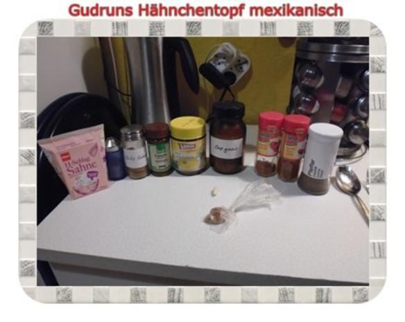 Geflügel: Hähnchentopf mexikanisch - Rezept - Bild Nr. 11