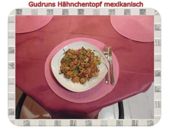 Geflügel: Hähnchentopf mexikanisch - Rezept - Bild Nr. 17