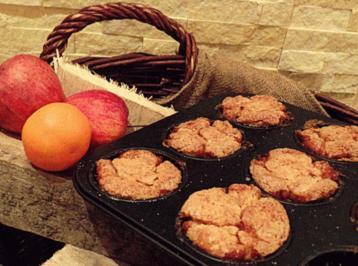 Monkey-Bread-Muffins - Rezept