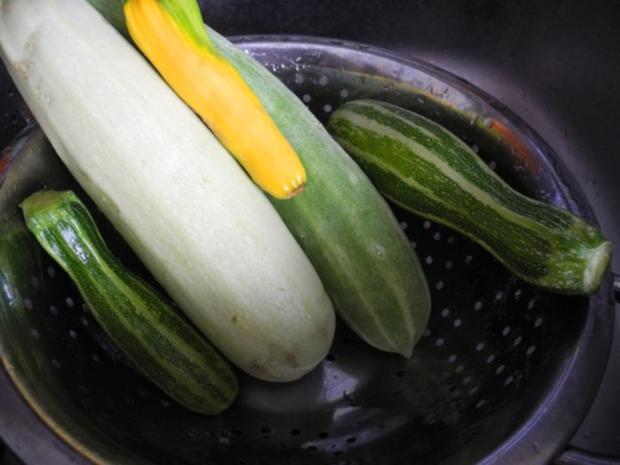 Geschwenktes Gemüse an gemischtem Reis - Rezept - Bild Nr. 6