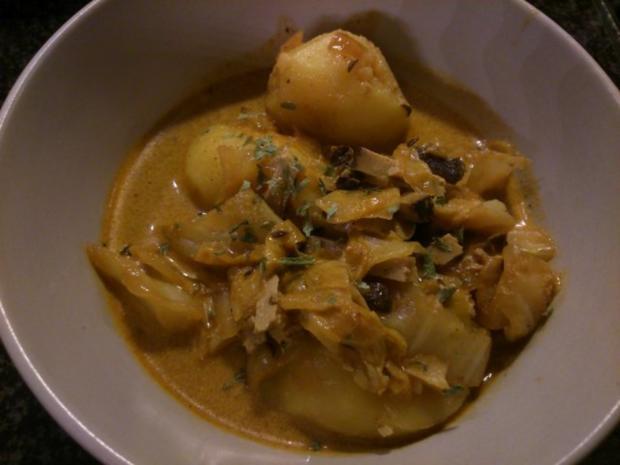 Kartoffel-Weißkraut-Topf - Rezept - Bild Nr. 4