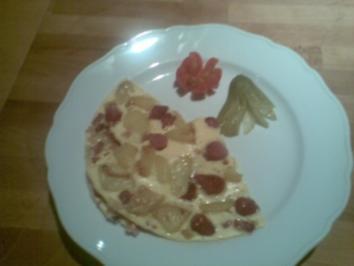 Bauernfrühstück mit Kabanossi - Rezept