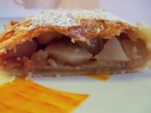 Birnen-Apfel Strudel - Rezept