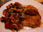 Texas Caviar mit Filet Medaillon - Rezept