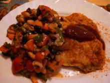 Texas Caviar mit Filet Medaillon - Rezept
