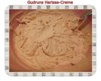 Brotaufstrich: Harissa-Creme - Rezept