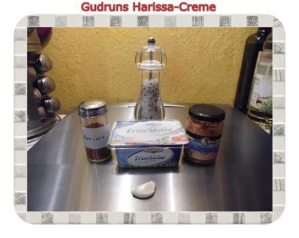 Brotaufstrich: Harissa-Creme - Rezept - Bild Nr. 2