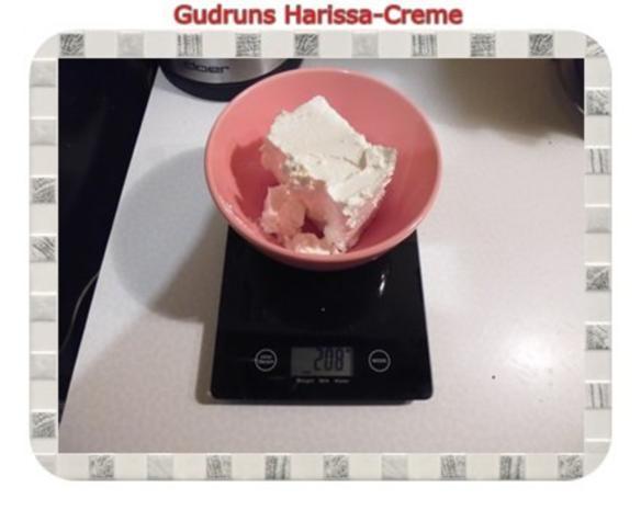 Brotaufstrich: Harissa-Creme - Rezept - Bild Nr. 3