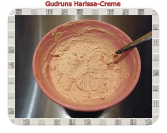 Brotaufstrich: Harissa-Creme - Rezept - Bild Nr. 4