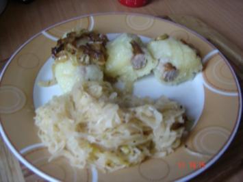 Schnelle Nürnburger Laibchen - Rezept