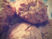 Traditional Buttermilk Scones - Rezept