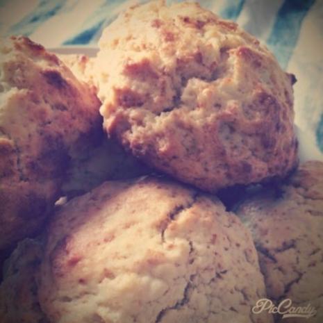 Traditional Buttermilk Scones - Rezept