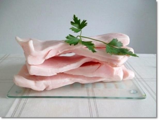 Selbstgemachtes Schweineschmalz mit und ohne Grieben nach Art des Hauses - Rezept - Bild Nr. 3