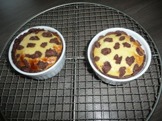 Mini Russischer Zupfkuchen Zum Valentinstag Rezept Kochbar De