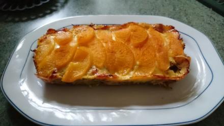 omelett ayleens art -resteküche - Rezept