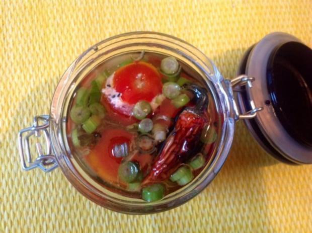 eingelegte gefüllte Tomaten - Rezept - Bild Nr. 3