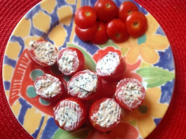eingelegte gefüllte Tomaten - Rezept - Bild Nr. 12