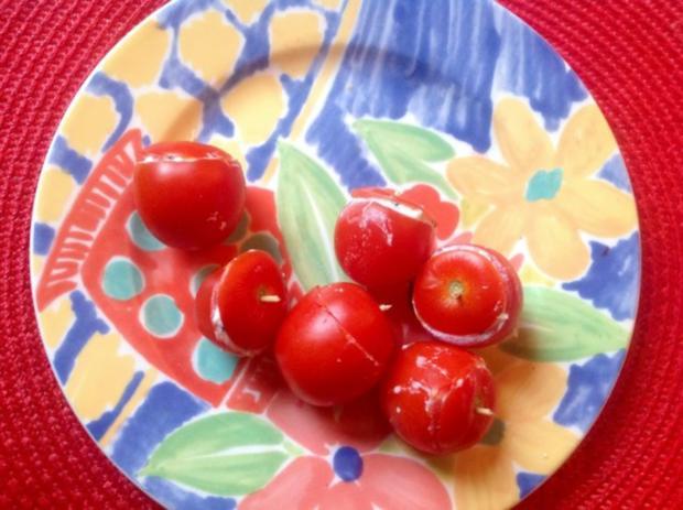 eingelegte gefüllte Tomaten - Rezept - Bild Nr. 13