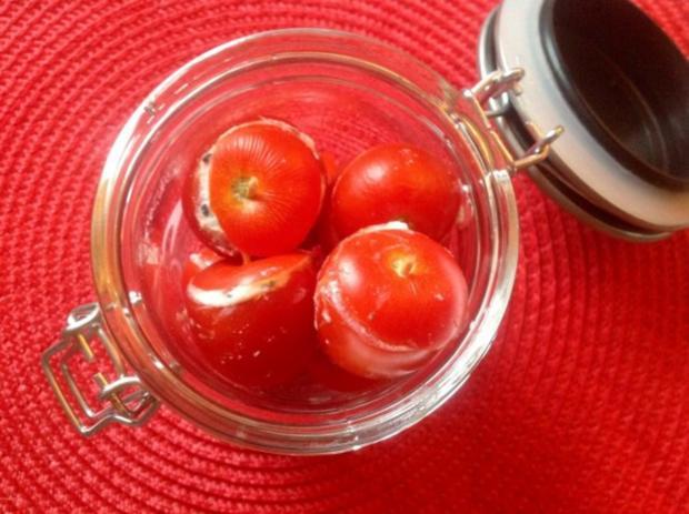 eingelegte gefüllte Tomaten - Rezept - Bild Nr. 14