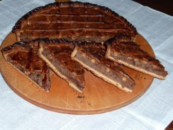 Maronen Kuchen - Rezept