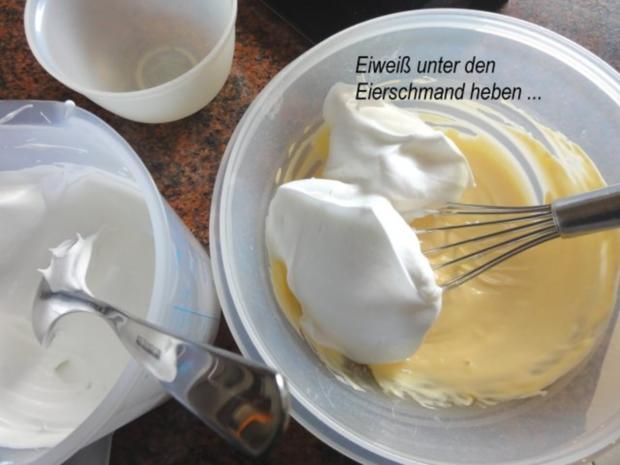Mürbeteig:   BIRNEN - SCHMAND - TORTE - Rezept - Bild Nr. 6