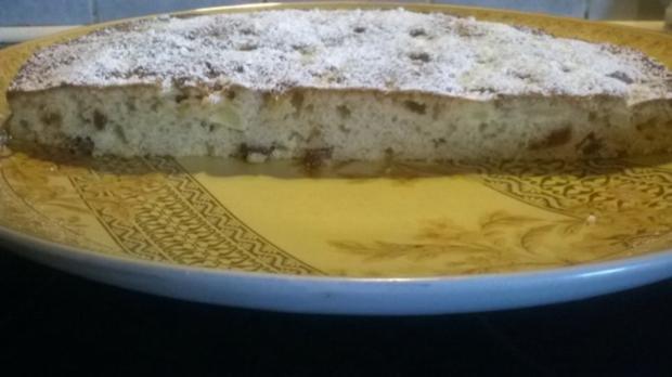 Apfel Rosinen Feigen Kuchen - Rezept - Bild Nr. 9