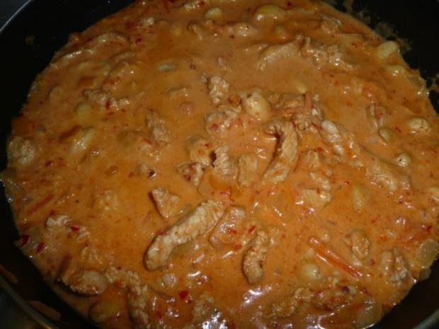 Chinesisch : Süß -  Sauer mit Reis. - Rezept - Bild Nr. 3