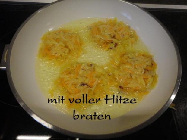 schnelle Kartoffel Rösti - Rezept - Bild Nr. 12