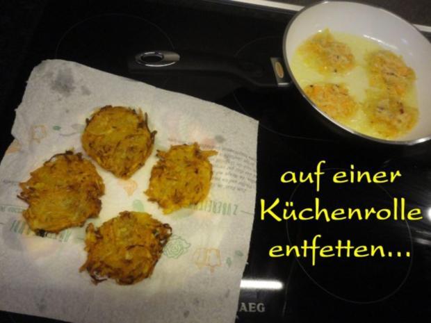 schnelle Kartoffel Rösti - Rezept - Bild Nr. 14