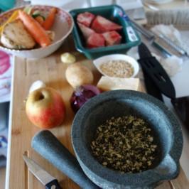 SUPPE - Gesundheit pur- Nummero 1 - Rezept