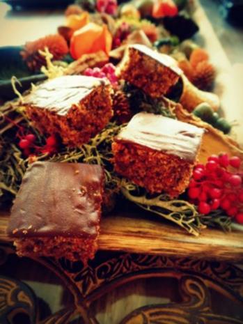 Weihnachtsplätzchen: Schokoladenbrot - Rezept - Bild Nr. 2