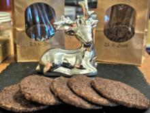 Verschärfte Schokoladenkekse - Rezept