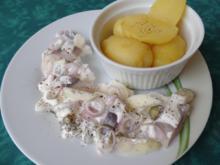 Matjes-Salat - Rezept