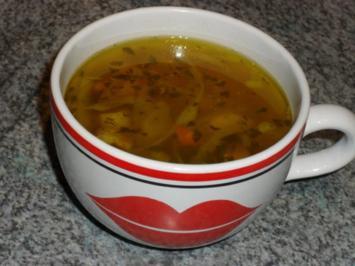 Kräftige Kohlsuppe - Rezept
