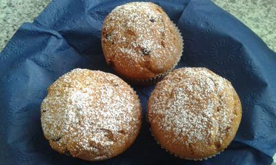 Muffins mit Schokotröpfchen - Rezept - Bild Nr. 6272