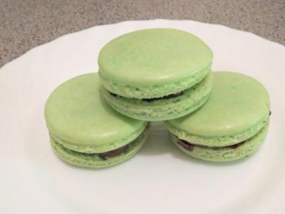 Backen: Macarons - Rezept