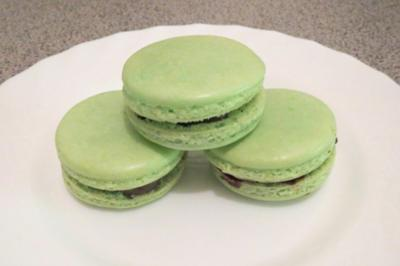 Backen: Macarons - Rezept