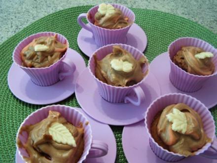 Schoko-Cup Cakes - Rezept