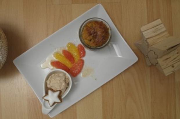 Orangenküchlein im Weckglas - Rezept