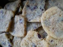 Schoko - Cookies - Rezept
