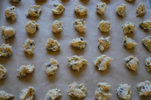 Schoko - Cookies - Rezept - Bild Nr. 4