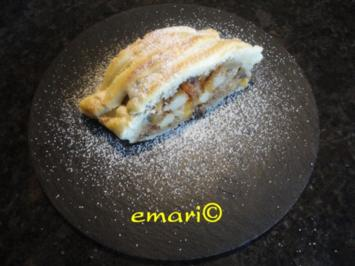 "Rezept: Advent  Strudel  ""Surprise"""